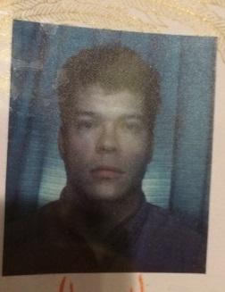 Black Belt Louis ca. 1993